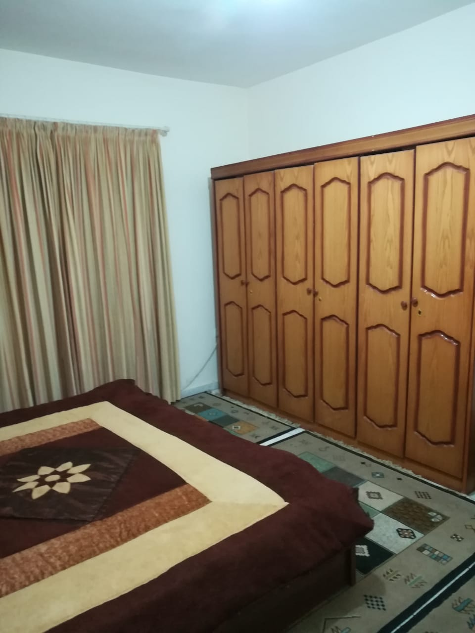 Furnished apartment for monthly or yearly rent-  شقة مفروشة للايجار عين...