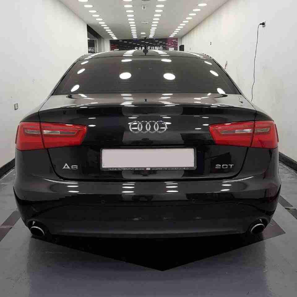 فورد إسكيب 2007 مستعملة-  Audi A6 2013 لا تنسَ أنك...