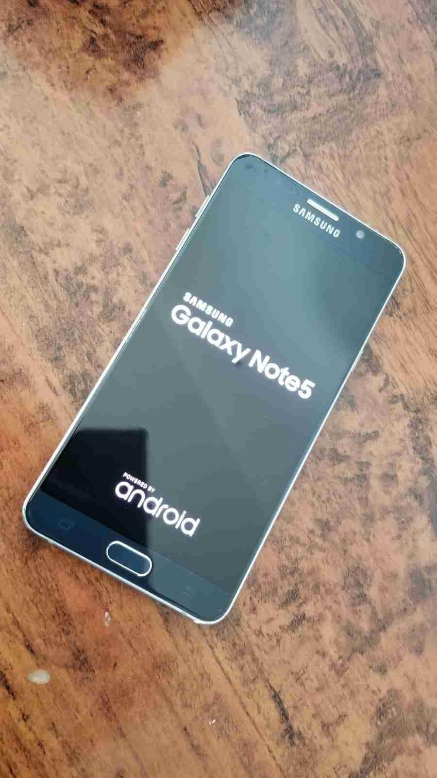 Samsung Galaxy S9 Plus-  نوت 5 Note 5 لا تنسَ أنك...