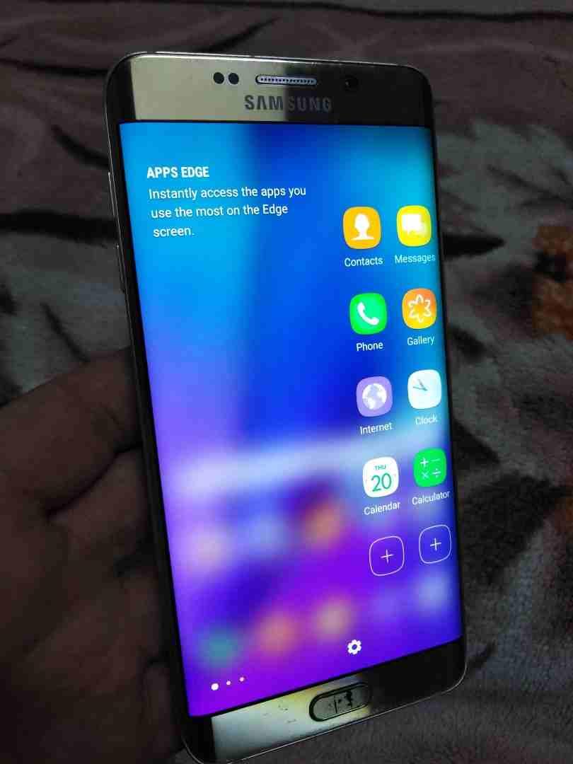 Samsung Galaxy S9-  سامسونج Samsung S6 Edge...