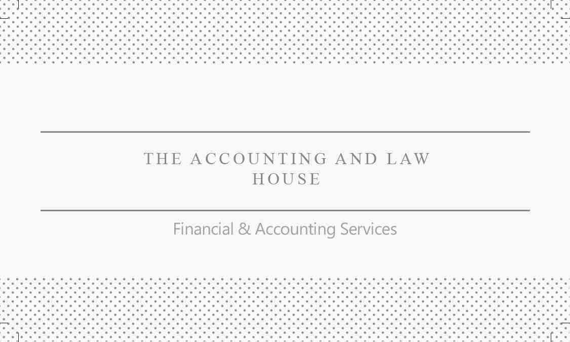 خدمات محاسبية و مالية متقدمة ( ضرائب...