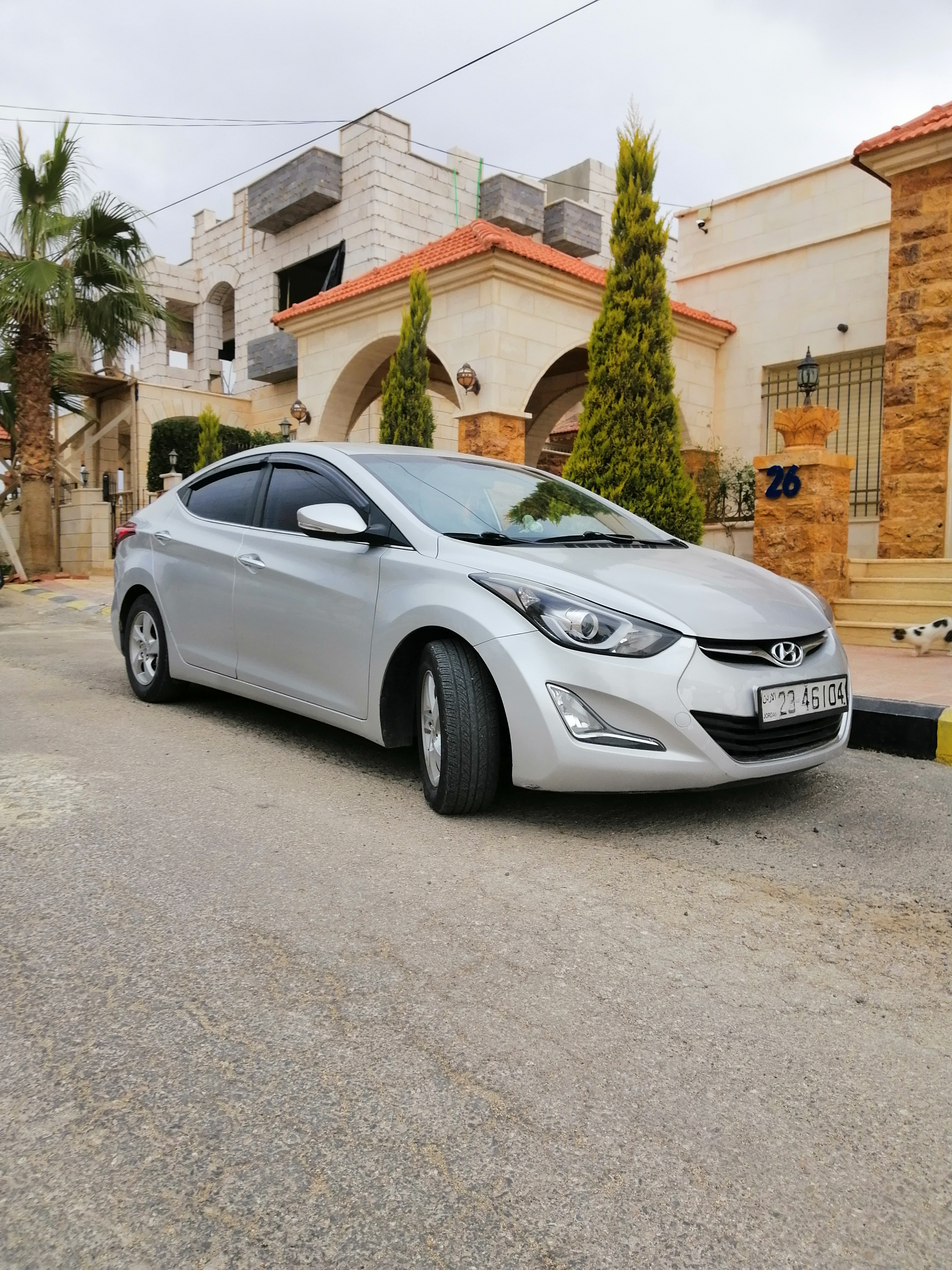 If you are looking for a monthly hire solution, we here at Al Emad can provide you with high-quality vehicles at the cheapest prices for your travels within the-  للإيجار هونداي افانتي...