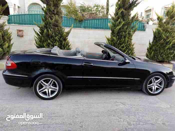 نيسان باترول بلاتينيوم 2021 للبيع-  Mercedes CLK 200 2004 for...