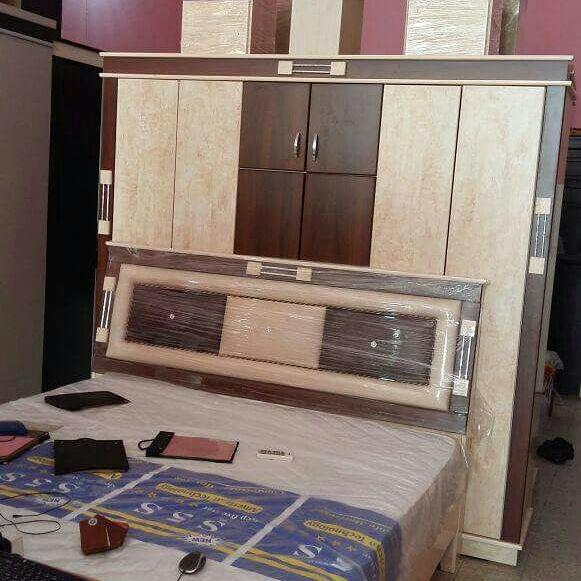 غرف نوم جديده مع التوصيل والتركيب داخل مكه...