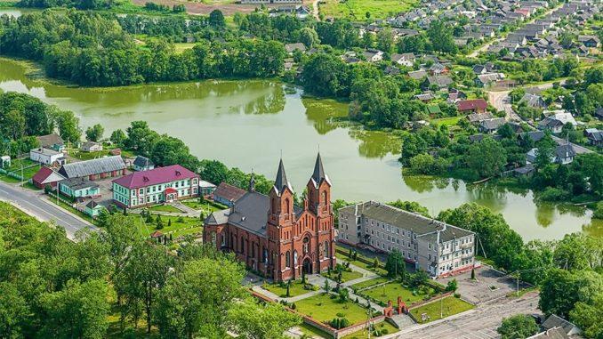مسرح الأوبرا والباليه فى بيلاروسيا إذا كنت من عشاق الفن و العروض...