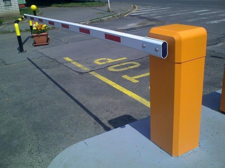 -                          بوابات مواقف السيارات Barrier gates...
