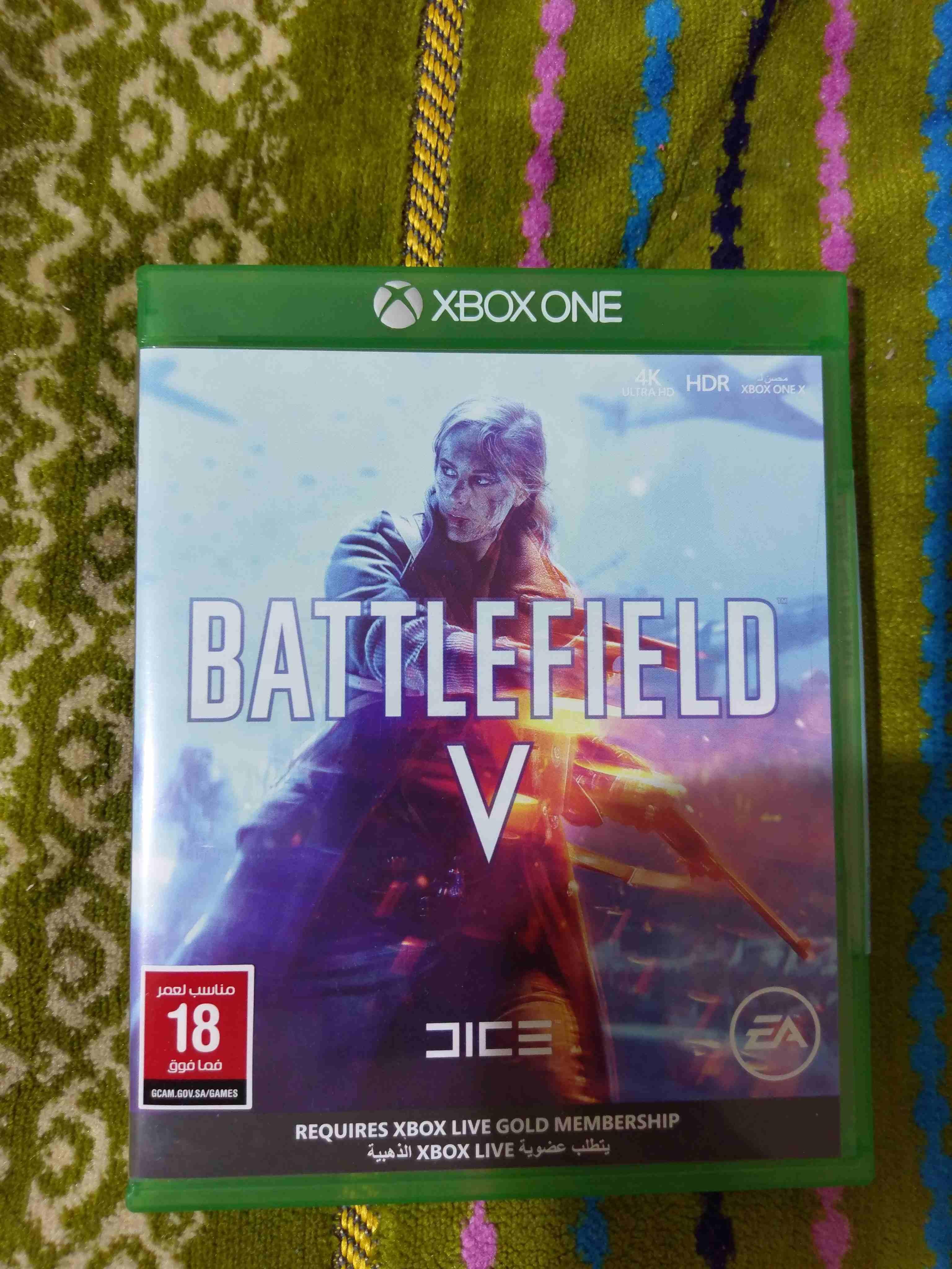 battlefield v الجديدة  للبدل ب Red Dead...