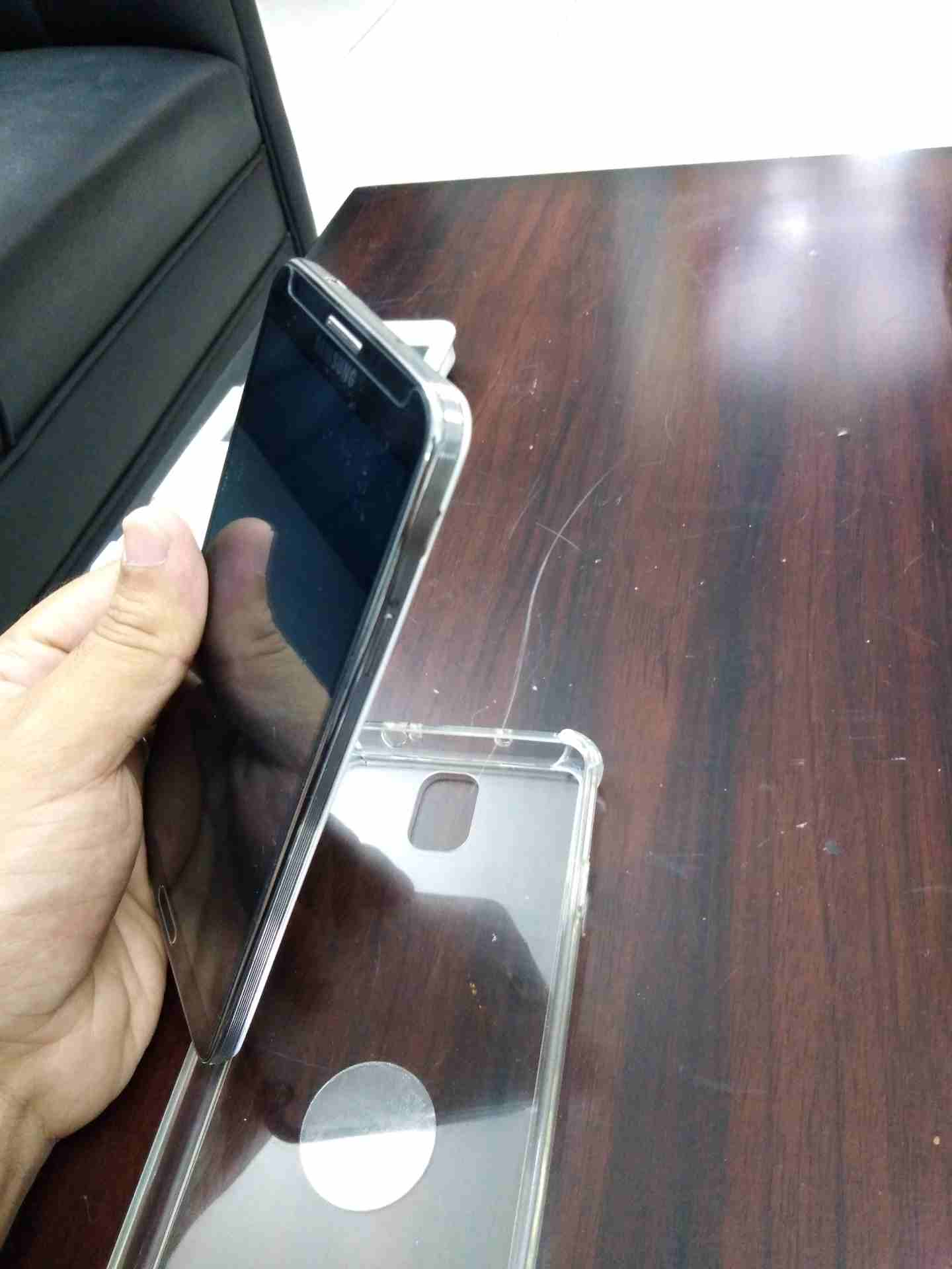 Samsung Note 9-  بحالة ممتازة 32 جيجا لا...