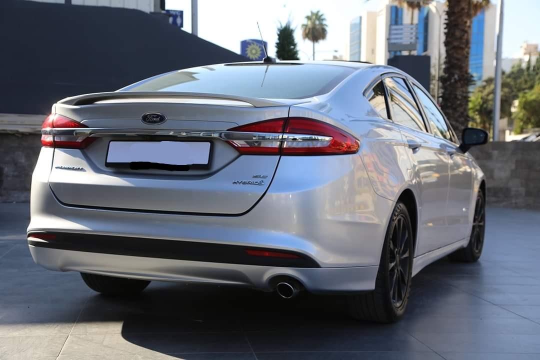 جيب شوركي 2010 للبيع-  ford Fusion 2018 لا تنسَ...