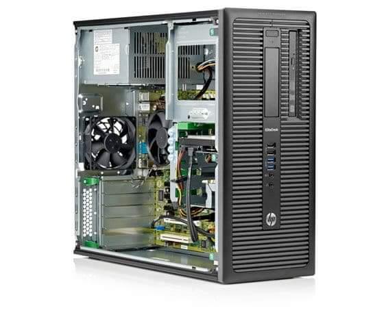 HP LAPTOP, i7 , 4th GENERATION-  HP i7 800 G1 desktop لا...