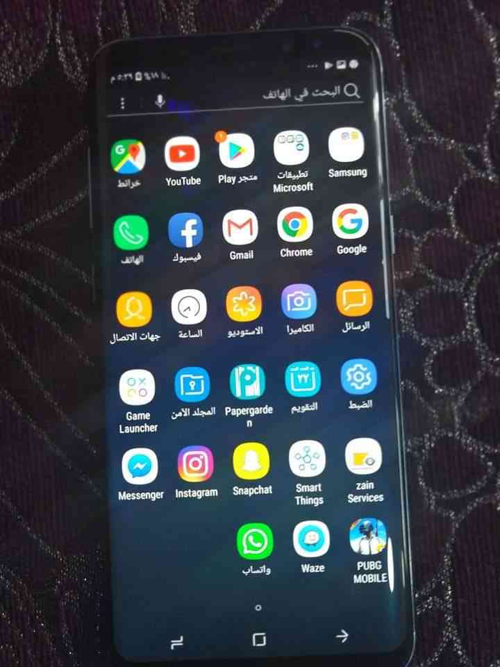 Sony Xz2 سوني xz2 مستعمل بحالة جديد-  s8 وكاله للبظل على ايفون...