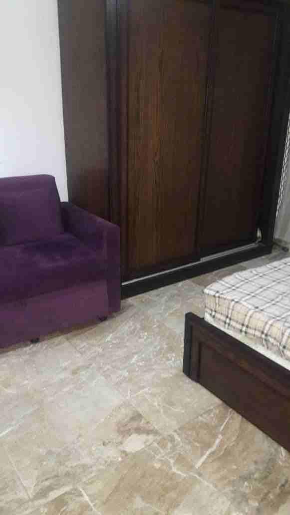 Full furnished flat for rent in ajman-  استوديو مفروش للايجار...