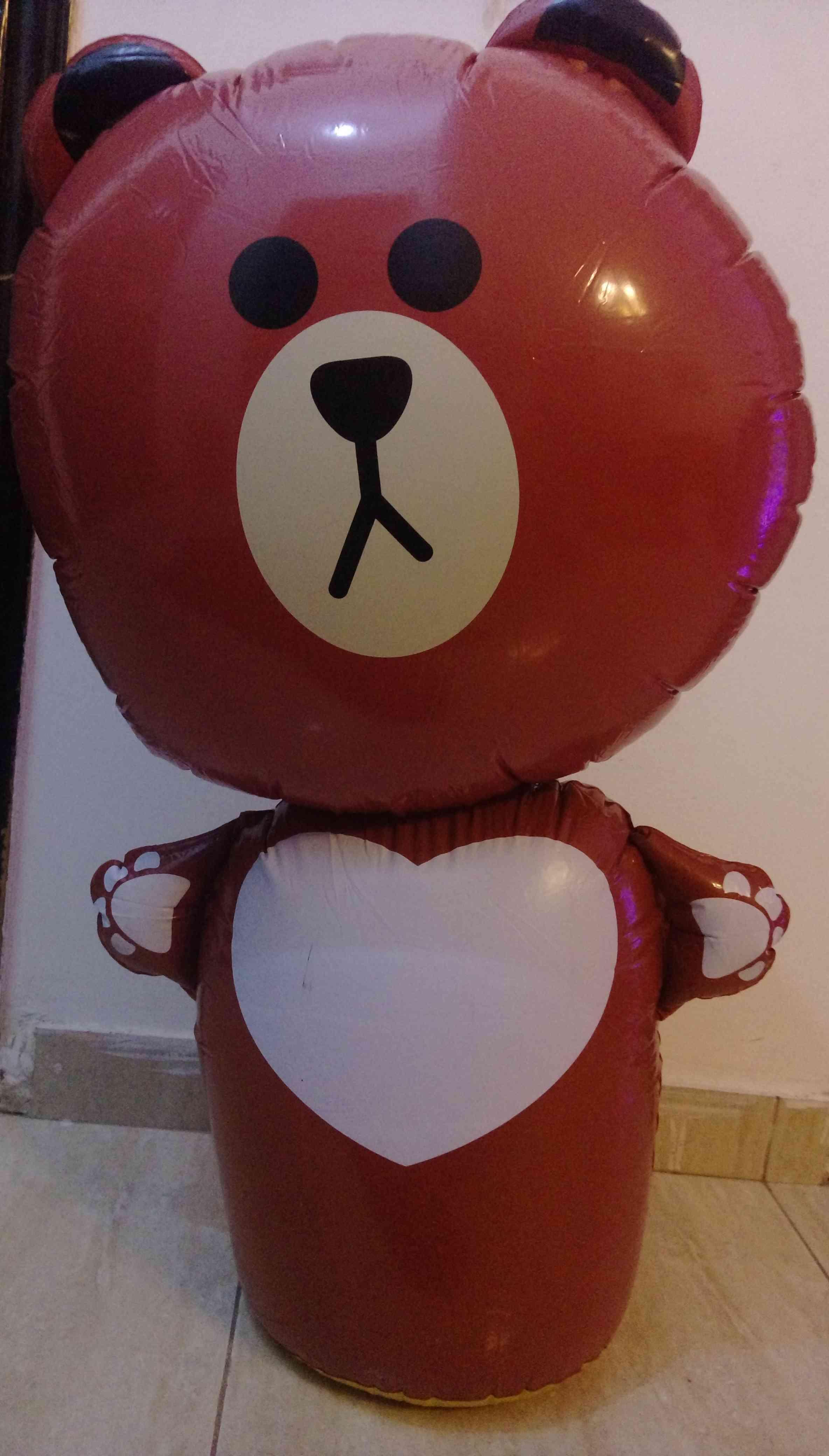 Toys for kids-  بالون المصارع مع طفلك...