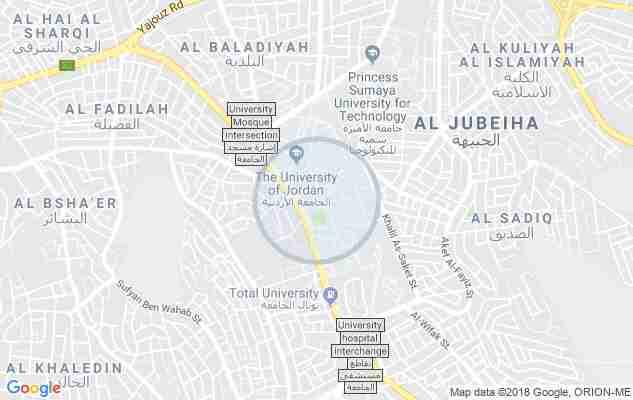 Full Furnished Studio In Khalifa City A ,Opposite Alfersan Club-  شقه فارغه للايجار جبل...