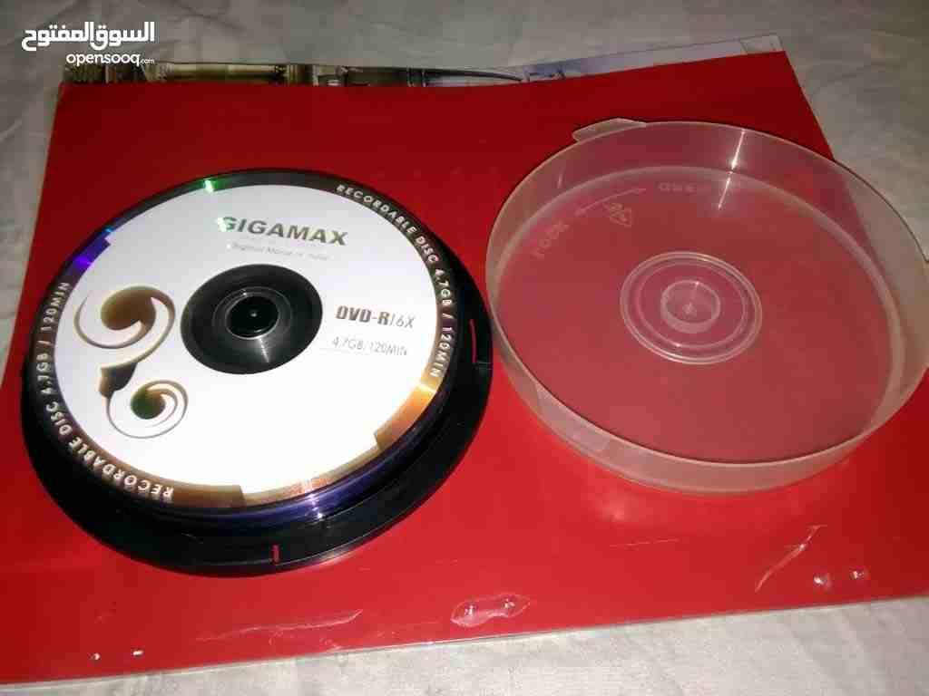 عدد9 اسطوانة DVD  عدد 3 اسطوانة CD عدد 19...