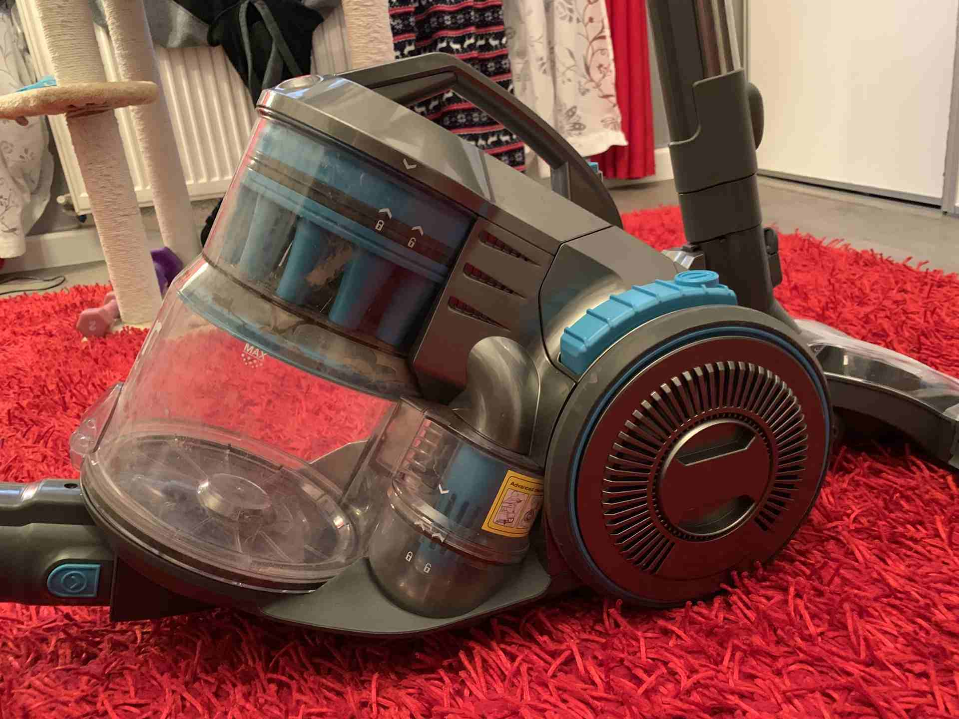 vax vacuum cleaner...