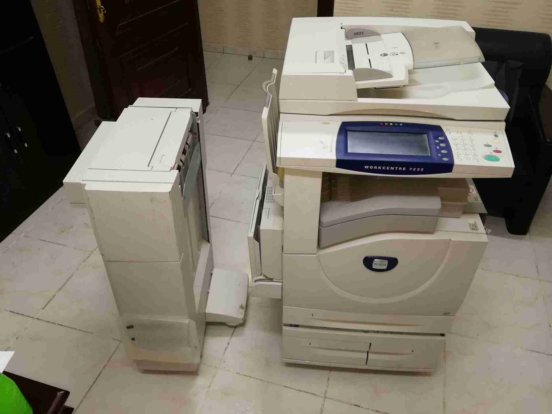 -                          XEROX WORKCENTER 7232 طابعة...