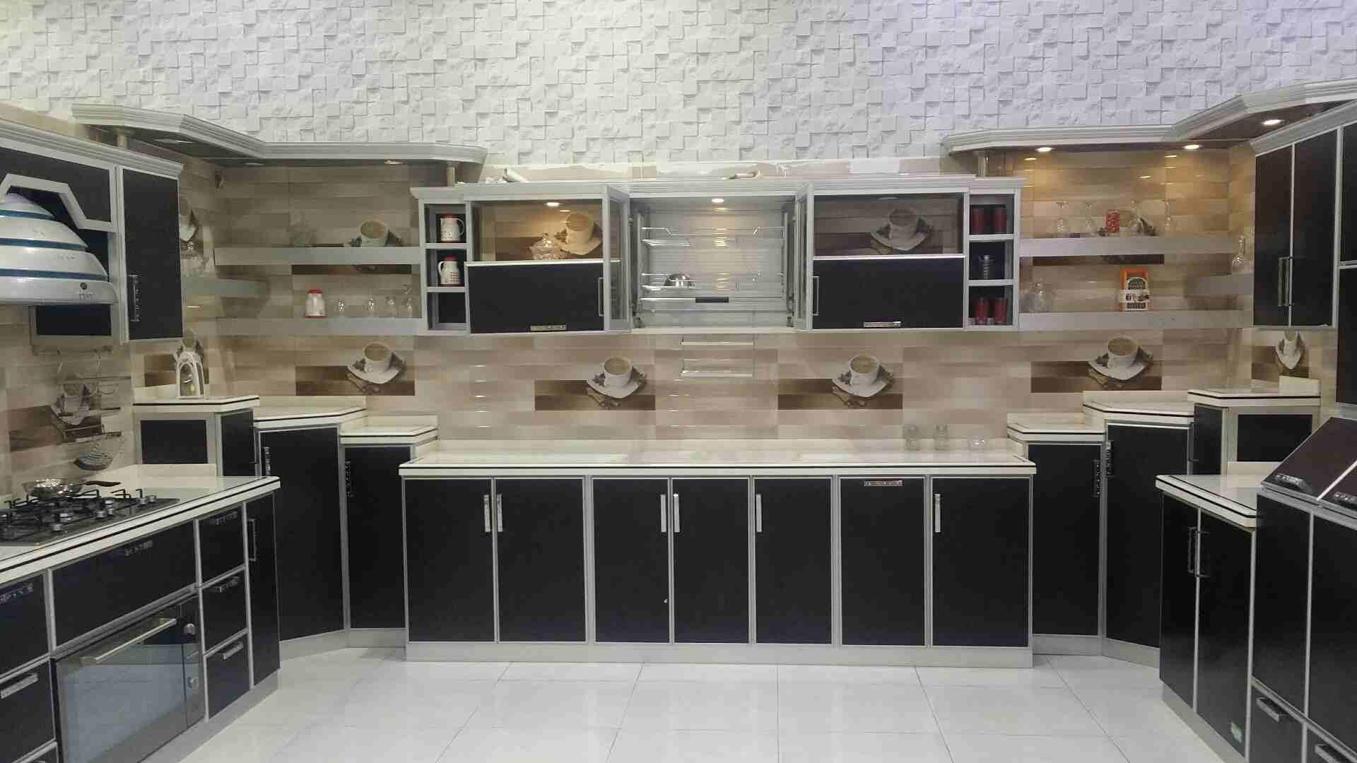 عرض خاص مطبخ جديد للبيع بحائل...