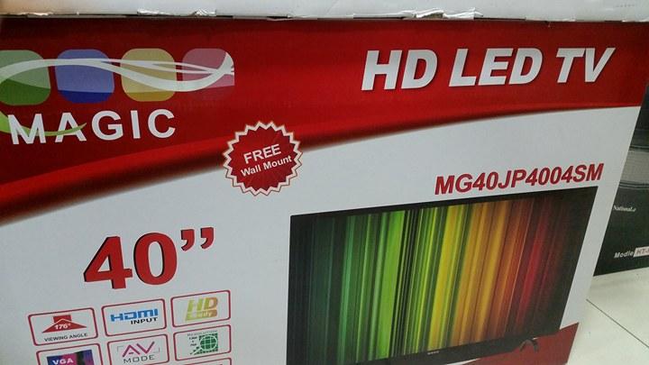 Tv for sale-  شاشة ماجيك 40 بوصة FULL...