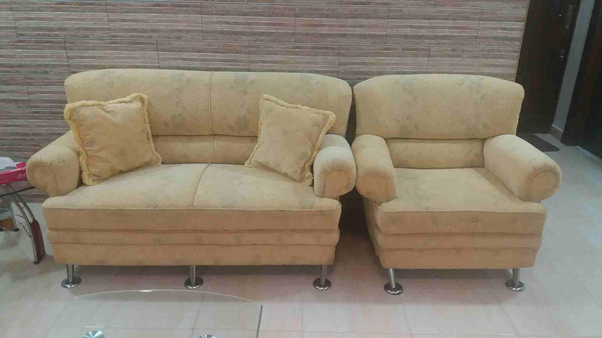 all new furniture-  طقم كنب 8 مقاعد تفصيل...