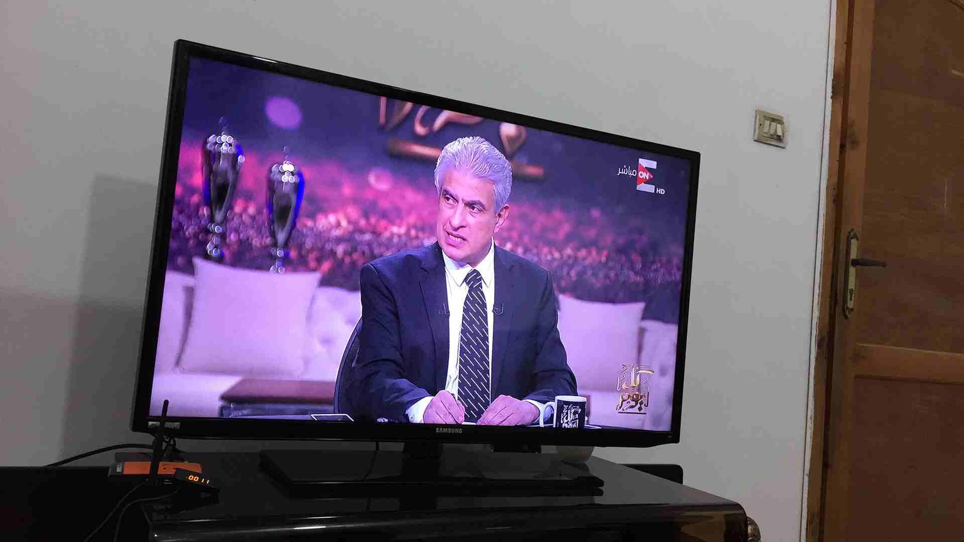 Tv for sale-  شاشة سامسونغ 43 بوصة لا...