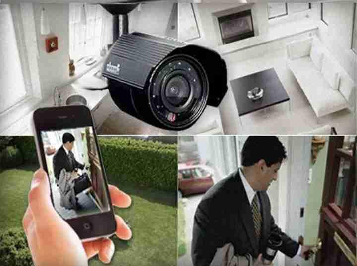 -                          كاميرات مراقبة عاليه الدقة...