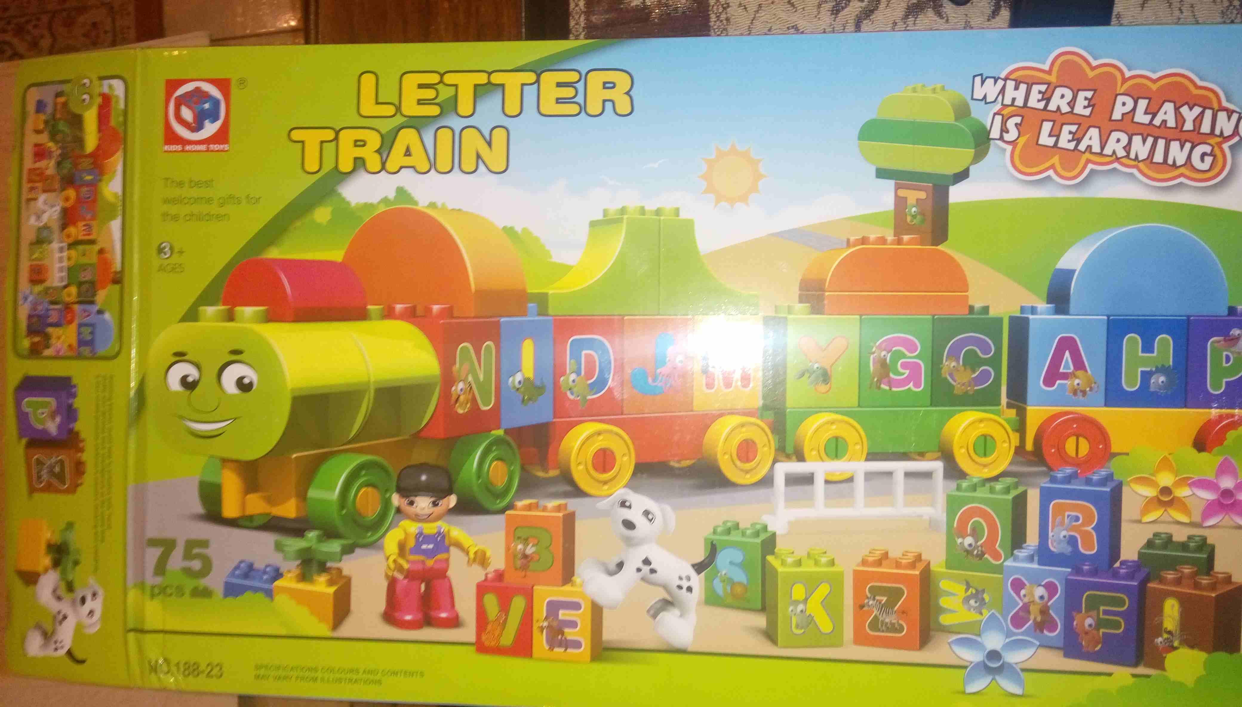 Toys for kids-  مكعبات قطع الليجو...