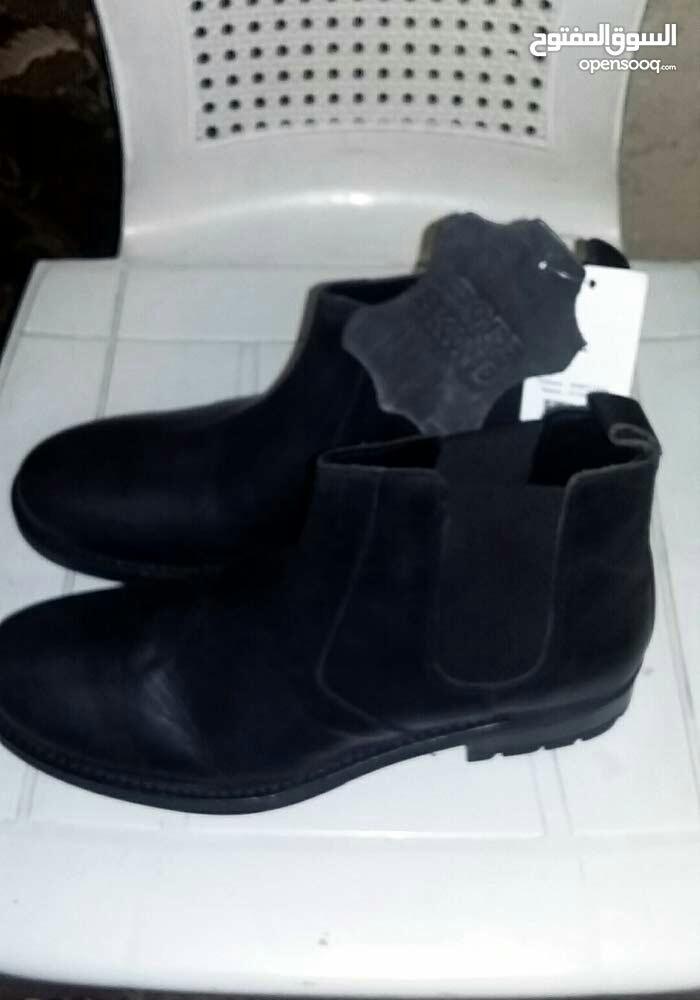 مفيد جداً ومفعوله ممتاز-  حذاء جلد اصلي للبيع  جديد...