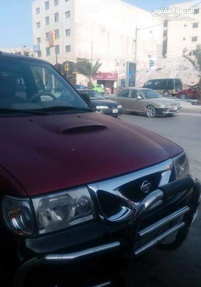 Nissan Murano 2007 For sale FULL OPTION-  نيسان تيرانو موديل 2002...