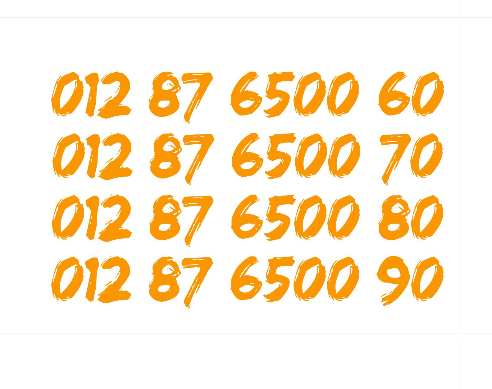 للبيع اي رقم 1800 درهم-  أرقام اورانج مسلسله لا...