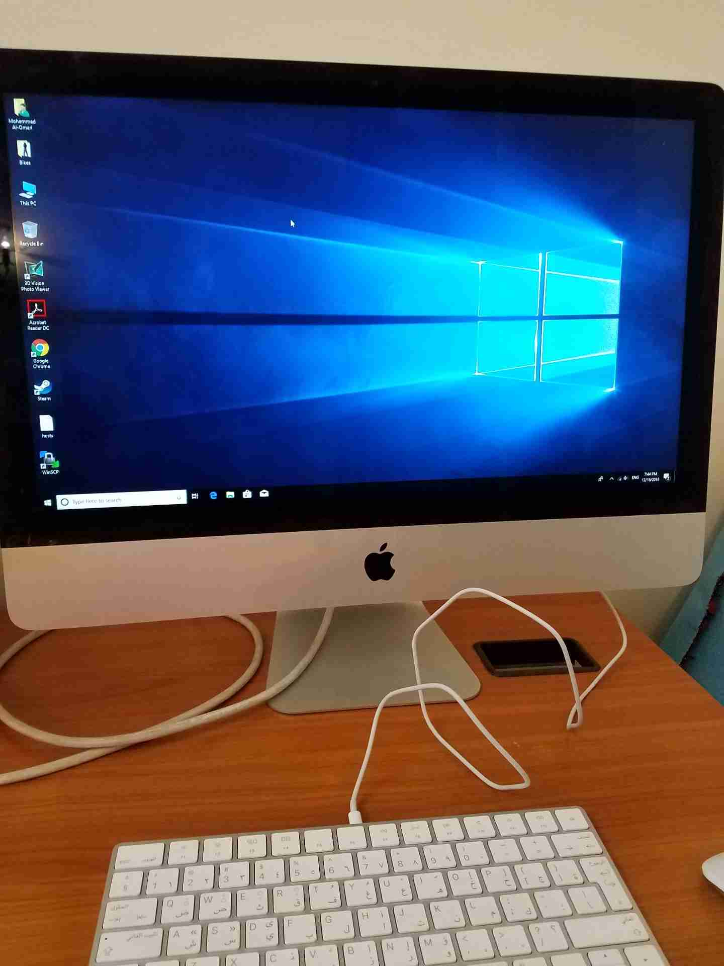 فني اليكترونيات خبره 17 عام في مجال الهواتف الخلوية والكمبيوتر واللابتوب صيانة وتجميع و�-  imac i5 16gb ram 1gb...