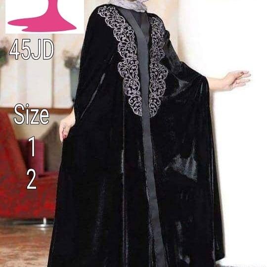 فستان عروس تفصيل ملبوس لبسة واحدة للبيع مع الطرحة والكاب-  ملابس محجبات لا تنسَ أنك...