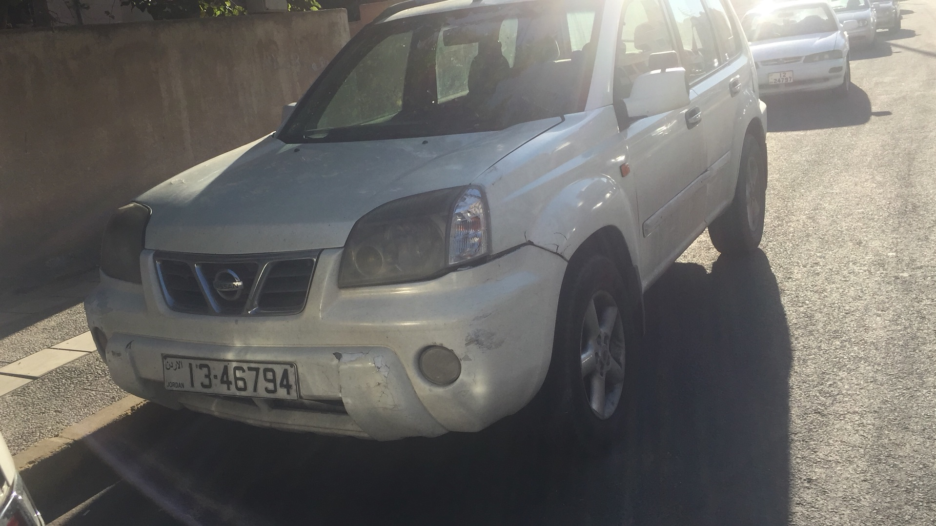 I want to sell my neatly used 2017 Toyota RAV4 XLE, in good and perfect shape for $15,000 USD. Kindly contact me by email if interested. God Bless You. Email : -  Nissan x trail 2002 بسعر...
