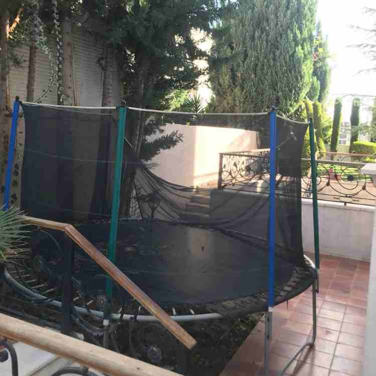 برنامج C9 للتنحيف من شركة فوريفر الامريكية مستخلص طبيعي 100% من نبتة الصبار (الالوفيرا) -  ترامبولين trampoline لا...