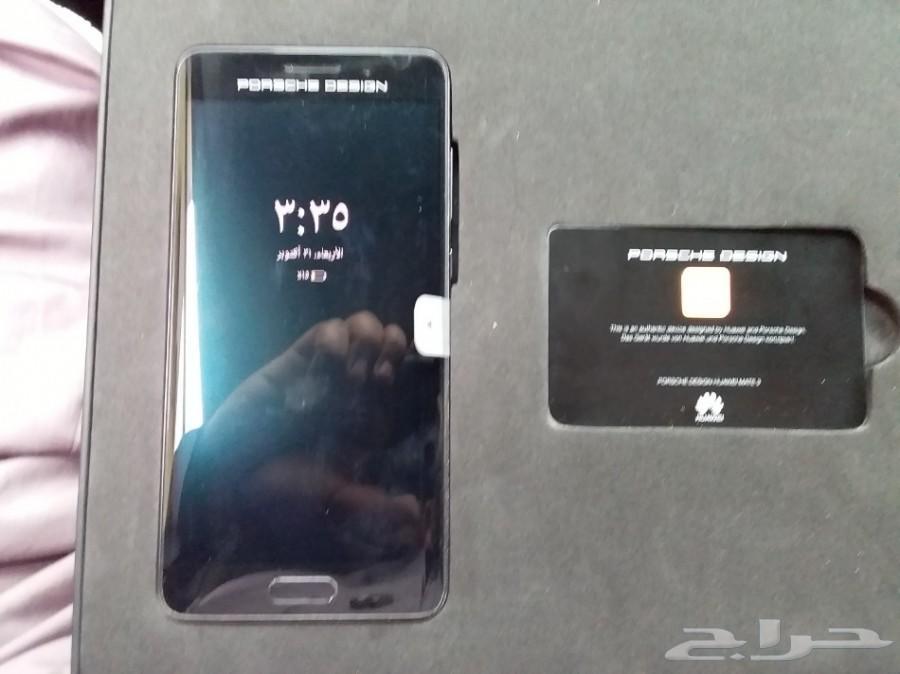 Sony Xz2 سوني xz2 مستعمل بحالة جديد-  هواوي ميت 9 بورش ديزاين...