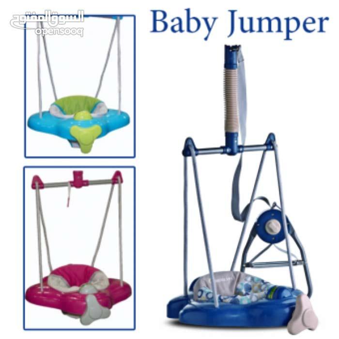 Toys for kids-  Baby Jumper مرجيعة...