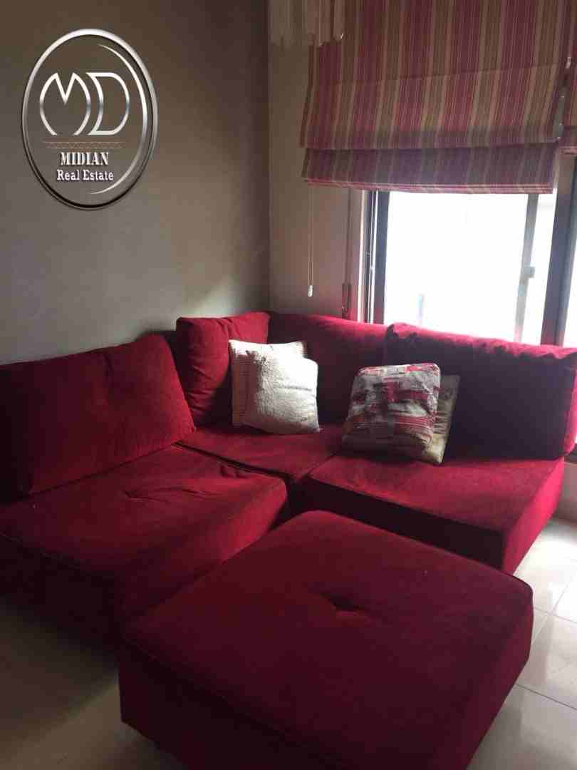 Furnished apartment for monthly or yearly rent-  شقة للايجار مفروشة في...