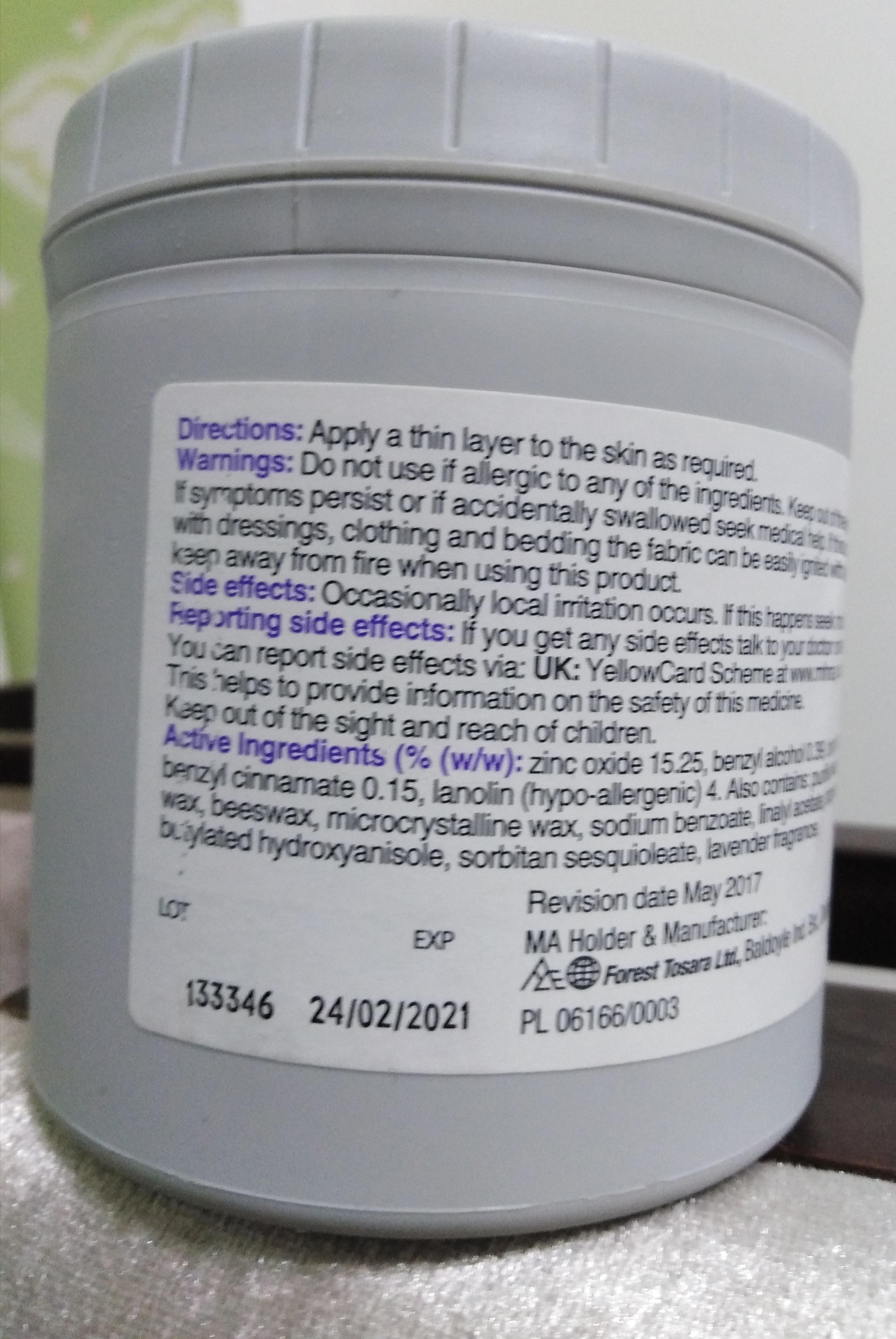 سودوكريم الأصلي 400 جرام...