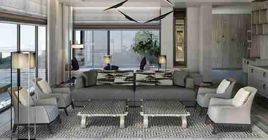 Luxury Brand-New Studio   W/ADDC Bills & Parking-  للإيجار شقة أرضية واسعة...