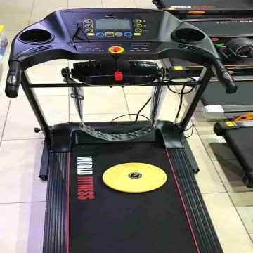 -                          جهاز ركض world fitness بقوة حصان 2HP...
