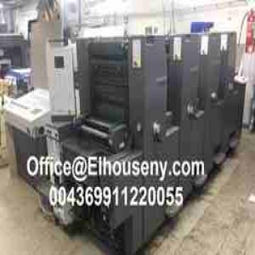 -   ماكينة طباعة برنت ماستر 4 لون موديل 2004  هايدلبرغ PRINTMASTER...