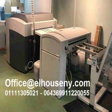 -  ماكينة طباعة الزنكات هايدلبرج سى تى بى HEIDELBERG SUPRASETTER...