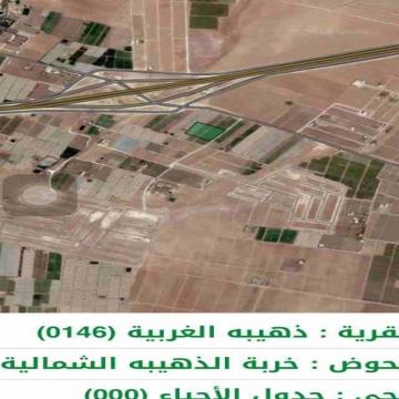 -                          ارض للبيع بجانب الجواد العربي 5 دونم...