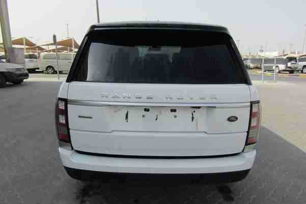 Range Rover Autobiography 2016 for sale,   still very clean in and...