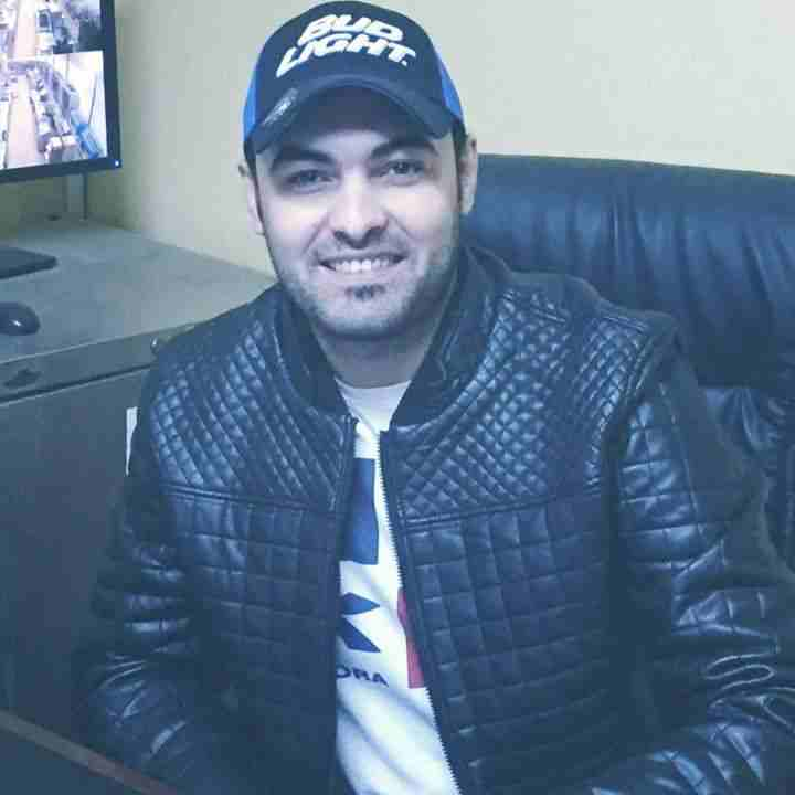 Khaled Baroor