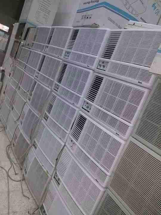 شراء جميع المكيفات والأجهزة الكهربائية المستعملة داخل وخارج الرياض...