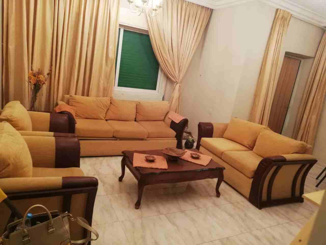 FULL FURNISHED Hot Deal For RENT in MR Tower Ajman-  شقة مفروشة للايجار في...