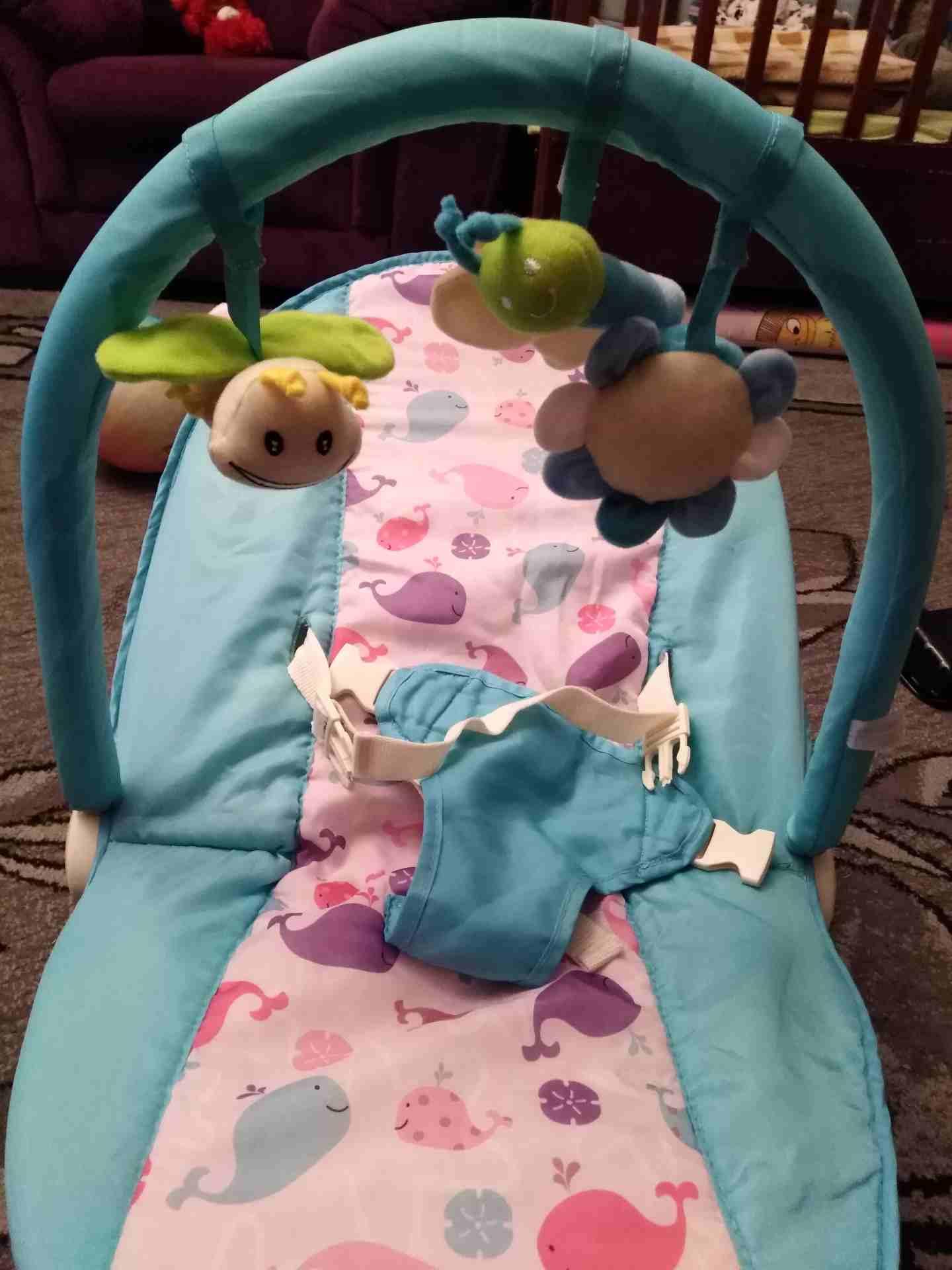 كرسي هزاز للاطفال bouncer...