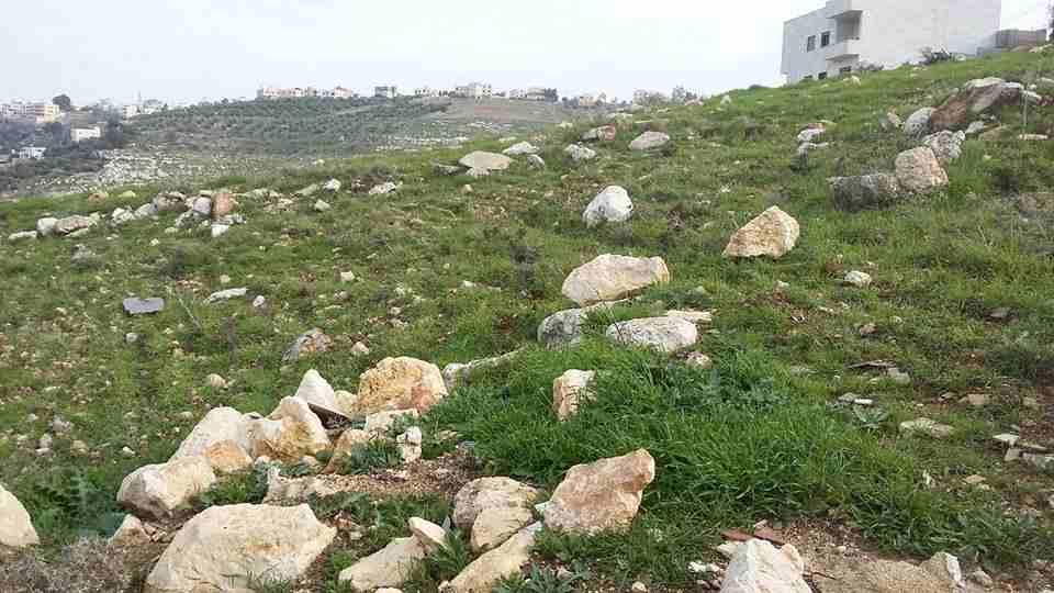 للبيع ارض بخليفة أ شارع عادي 100*100 بسعر 3250-  الأردن   عمان ارض للبيع...