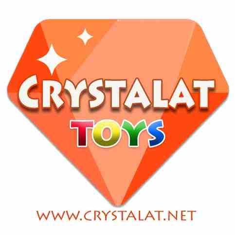 كريستالات هو موقع متخصص في ألعاب الأطفال التى تساعد الطفل على تنمية...